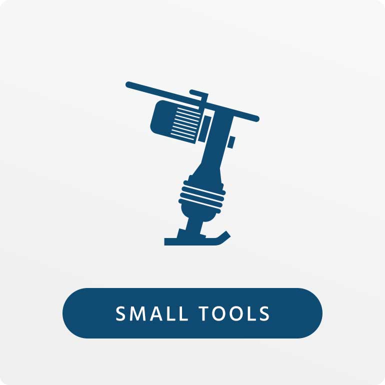 Small Tools for hire