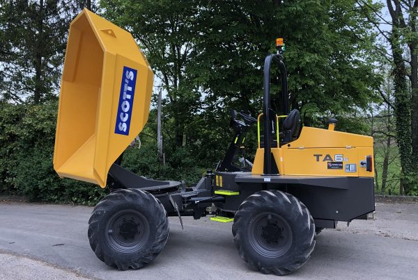 6 tonne mecalac dumper - scottshire.co.uk