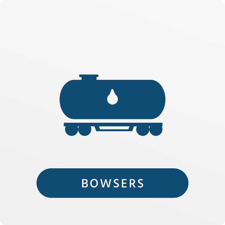 Bowsers for hire